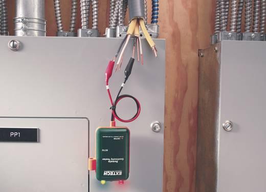 Extech CT20 Kabel-Prüfgerät, Kabeltester Geeignet für Identifikations-, Durchgangs-, Unterbrechungsmessung Kalibriert nach Werksstandard