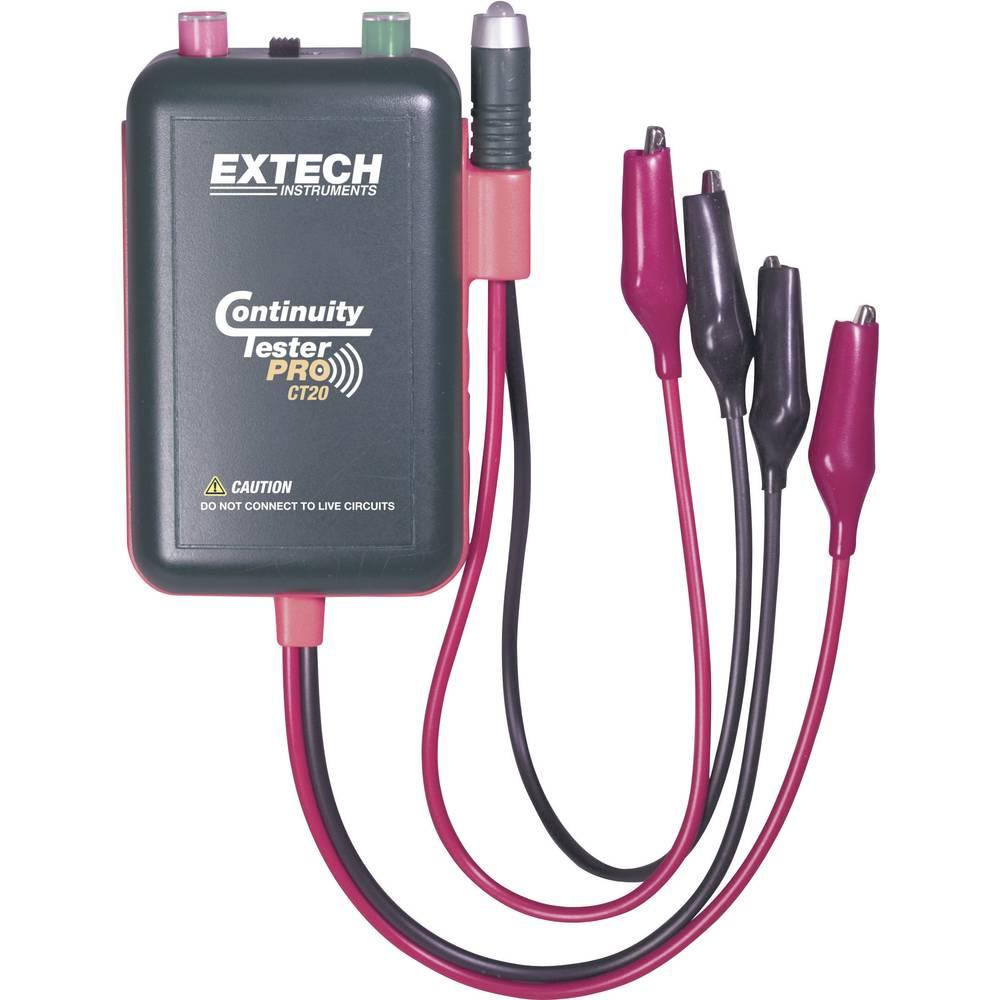 Testeur de continuit extech ct20 - Testeur de cable ...