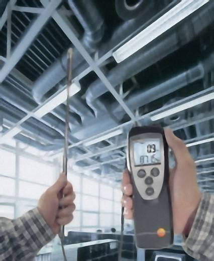 Anemometer testo 416 0.6 bis 40 m/s Kalibriert nach ISO
