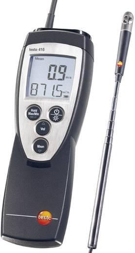 Anemometer testo 416 0.6 bis 40 m/s Kalibriert nach DAkkS