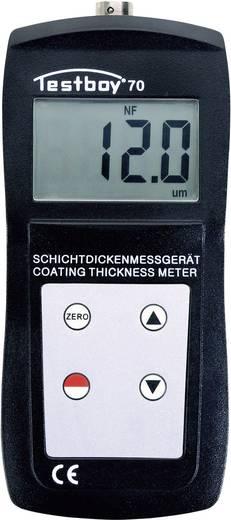 Testboy 70 Schichtdicken-Messgerät, Lackschichtmessung 0 - 1000 µm/0 - 40 mil
