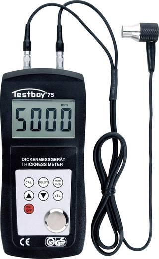 Materialdicken-Messgerät 1.2 - 200 mm Testboy 75