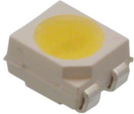 SMD-LED PLCC4 Weiß 2125 mcd 120 ° 30 mA 3.2 V Broadcom ASMT-SWB5-NW703