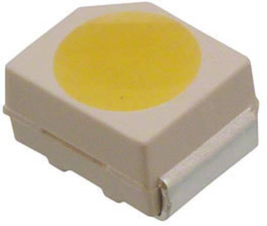 SMD-LED PLCC2 Kalt-Weiß 2300 mcd 120 ° 20 mA 3.2 V Broadcom ASMT-UWB1-NX3B2