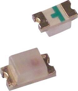 LED CMS 1608 Broadcom HSMS-C191 rouge 10 mcd 170 ° 20 mA 2.1 V 1 pc(s)