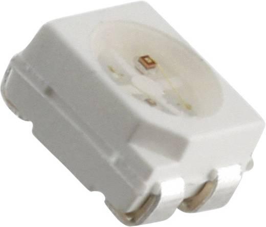 SMD-LED PLCC4 Kalt-Weiß 700 mcd 120 ° 30 mA 3.8 V Broadcom HSMW-A400-U00M2