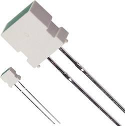 LED 3.65 x 6.15 mm LUMEX SSL-LX4673GD-LA20 vert rectangulaire 6 mcd 100 ° 25 mA 2.2 V 1 pc(s)
