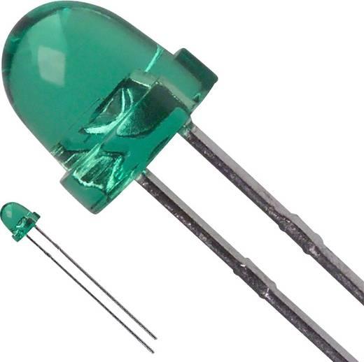 LED bedrahtet Grün Rund 5 mm 100 mcd 30 ° 25 mA 2.2 V LUMEX SSL-LX5063GT