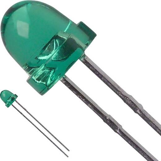 LED bedrahtet Grün Rund 5 mm 40 mcd 30 ° 25 mA 2.2 V LUMEX SSL-LX5063LGT