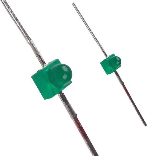 LED bedrahtet Grün Rund 1.8 mm 8 mcd 60 ° 5 V LUMEX SSL-LXA227GD-5V