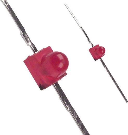 LED bedrahtet Rot Rund 1.9 mm 150 mcd 50 ° 25 mA 1.7 V LUMEX SSL-LXA228SRD