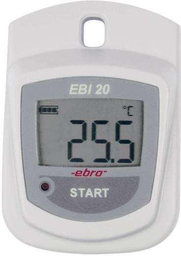 Temperatur-Datenlogger ebro EBI 20-T1 Messgröße Temperatur -30 bis 60 °C Kalibriert nach Werksstandard (ohne Zer