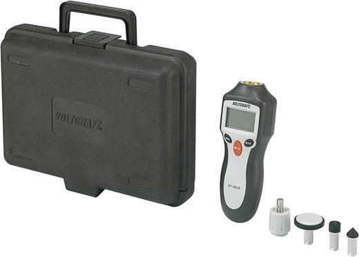 VOLTCRAFT DT-30LK Drehzahlmesser 2 - 200000 U/min ISO