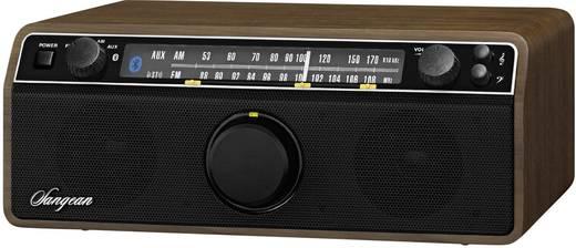 UKW Tischradio Sangean WR-12 BT Walnuss AUX, Bluetooth®, MW, UKW Holz