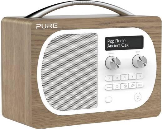 Pure Evoke D4 Eiche DAB Radio