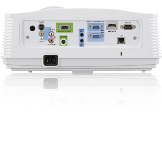 DLP Beamer Mitsubishi Electric FD730U Helligkeit: 4100 lm 1920 x 1080 HDTV 3000 : 1 Weiß