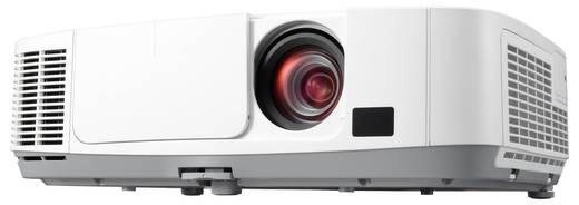LCD Beamer NEC P451W Helligkeit: 4500 lm 1280 x 800 WXGA 4000 : 1 Weiß