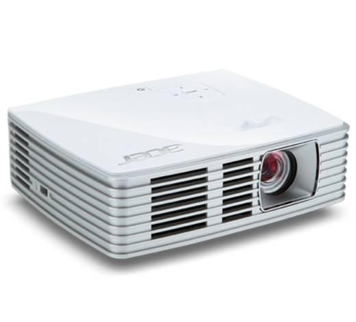 DLP Beamer Acer K132 Helligkeit: 600 lm 1280 x 800 WXGA 10000 : 1 Weiß
