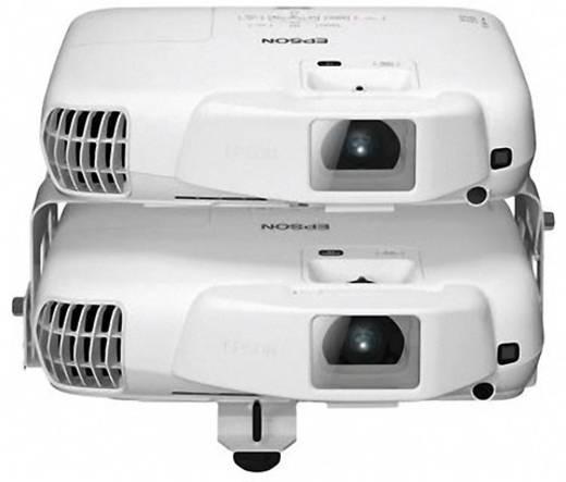 LCD Beamer Epson EB-W16SK Helligkeit: 3000 lm 1280 x 800 WXGA 5000 : 1 Weiß