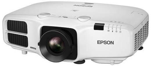 LCD Beamer Epson EB-4850WU Helligkeit: 4000 lm 1920 x 1200 WUXGA 5000 : 1 Weiß