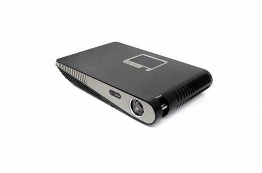 DLP Beamer Optoma ML800 Helligkeit: 800 lm 1280 x 800 WXGA 13000 : 1 Schwarz