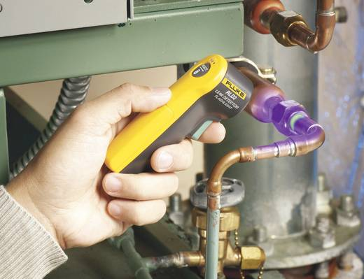 Fluke RLD2 Klimatechnik-Taschenlampe,Lecksuchgerät