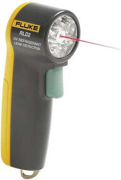 Kapesní detektor úniku kapaliny se svítilnou Fluke RLD2