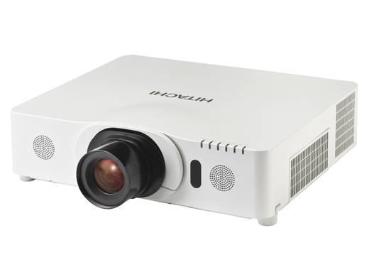 LCD Beamer Hitachi CP-WX8255 Helligkeit: 5500 lm 1280 x 800 WXGA 3000 : 1 Weiß