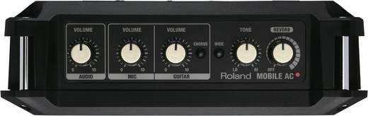 Akustikgitarrenverstärker Roland MOBILE-AC Schwarz