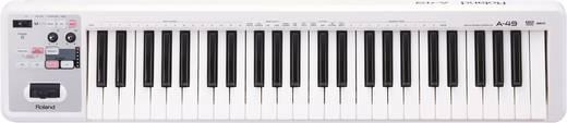 MIDI-Keyboard Roland A-49-WH
