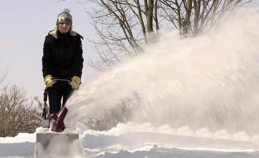 Schneefräse Akku 45 cm Sonneck Snowmaster EA450