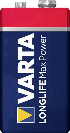 9 V Block-Batterie Alkali-Mangan Varta Max Tech 6LR61 9 V 1 St.