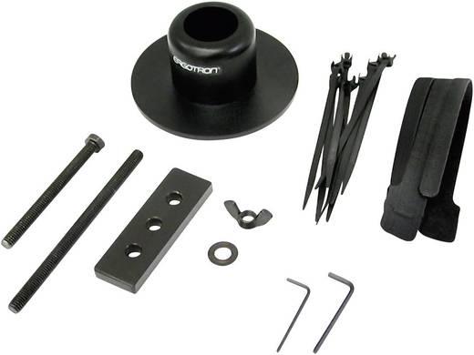 Durch-Tisch-Befestigung Passend für Serie: Ergotron DS100 Ergotron Schwarz