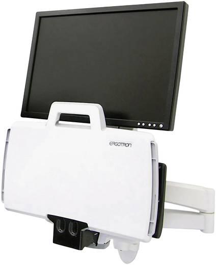 ergotron combo arm der serie 200 1fach monitor wandhalterung 25 4 cm 10 61 0 cm 24. Black Bedroom Furniture Sets. Home Design Ideas