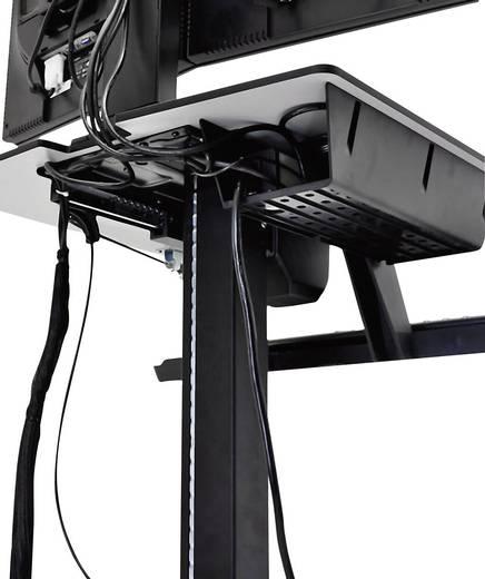 "Monitor-Rollwagen 25,4 cm (10"") - 61,0 cm (24"") Neigbar, Rotierbar Ergotron WorkFit-C"