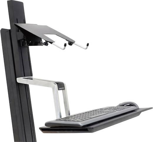 """Ergotron WorkFit-S Monitor-Tischhalterung 25,4 cm (10"""") - 61,0 cm (24"""") Neigbar, Rotierbar"""