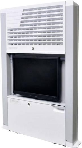 """Ergotron StyleView® Sit-Stand-Gehäuse Monitor-Wandhalterung 25,4 cm (10"""") - 55,9 cm (22"""") Starr"""