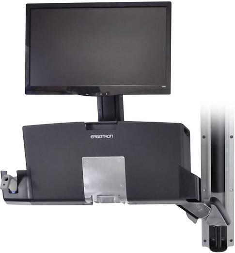"""Ergotron StyleView® Sit-Stand Combo Monitor-Wandhalterung 25,4 cm (10"""") - 61,0 cm (24"""") Neigbar+Schwenkbar, Rotierbar"""