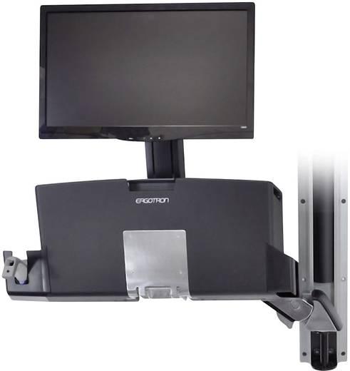 """Monitor-Wandhalterung 25,4 cm (10"""") - 61,0 cm (24"""") Neigbar+Schwenkbar, Rotierbar Ergotron StyleView Sit-Stand Combo"""