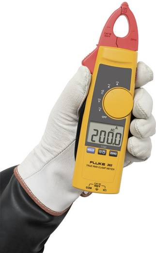 Fluke 365 Stromzange, Hand-Multimeter digital CAT III 600 V, CAT IV 300 V Anzeige (Counts): 2000