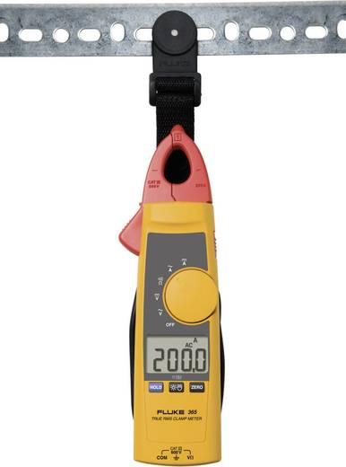 Stromzange, Hand-Multimeter digital Fluke 365 Kalibriert nach: DAkkS CAT III 600 V, CAT IV 300 V Anzeige (Counts): 2000