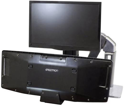 """Monitor-Tischhalterung 25,4 cm (10"""") - 61,0 cm (24"""") Neigbar+Schwenkbar, Rotierbar Ergotron WorkFit-A Single LD"""