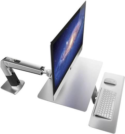 """Monitor-Tischhalterung 55,9 cm (22"""") - 68,6 cm (27"""") Neigbar+Schwenkbar Ergotron WorkFit-A"""