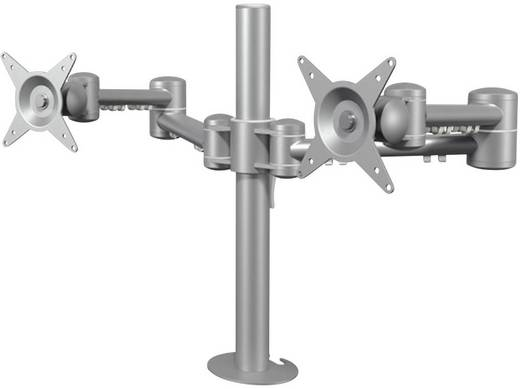 """2fach Monitor-Tischhalterung 25,4 cm (10"""") - 61,0 cm (24"""") Neigbar+Schwenkbar, Rotierbar Dataflex ViewMate Style Monitor"""