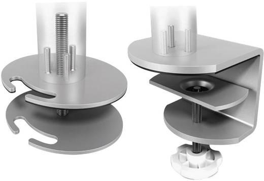 """2fach Monitor-Tischhalterung 25,4 cm (10"""") - 55,9 cm (22"""") Neigbar+Schwenkbar, Rotierbar Dataflex ViewMate Style Monitor"""