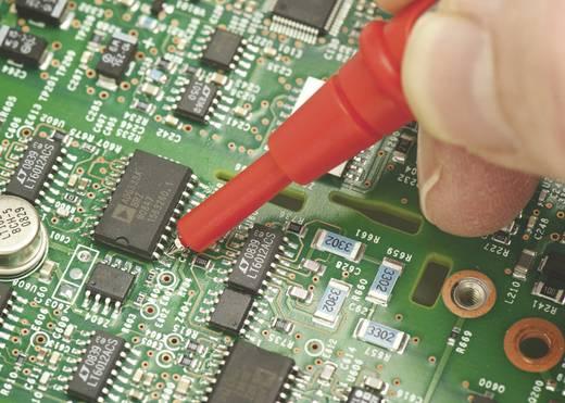 Sicherheits-Messleitungs-Set [ Lamellenstecker 4 mm - Prüfspitze] 1.2 m Schwarz, Rot Fluke TL175E
