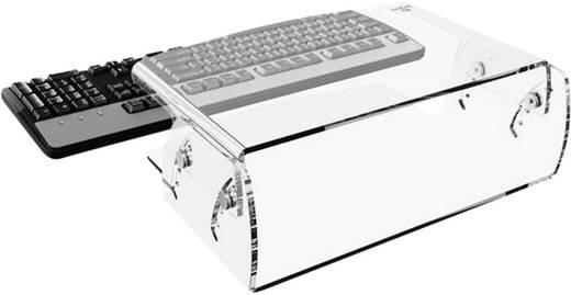 """Monitor-Erhöhung 25,4 cm (10"""") - 50,8 cm (20"""") Höhenverstellbar Dataflex LCD Monitorständer HV 550"""