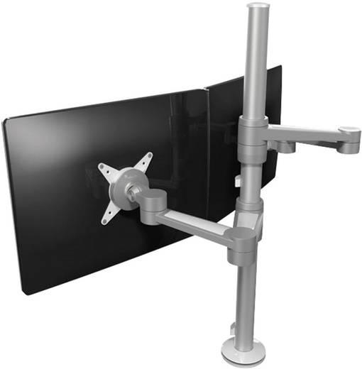 """2fach Monitor-Tischhalterung 25,4 cm (10"""") - 61,0 cm (24"""") Neigbar+Schwenkbar, Rotierbar Dataflex ViewLite Monitorarm 14"""