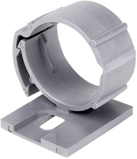 Montageclip 25 mm (max) Silber Dataflex 1 St.