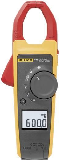 Stromzange, Hand-Multimeter digital Fluke 373 Kalibriert nach: Werksstandard CAT III 600 V, CAT IV 300 V Anzeige (Count